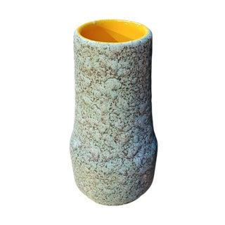 Scheurich Keramik Baby Blue Vase Nr. 529/18 For Sale