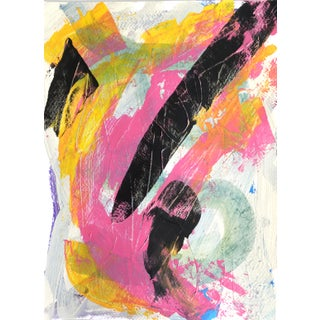 Vibrant 2020 Original Painting by Jessalin Beutler For Sale
