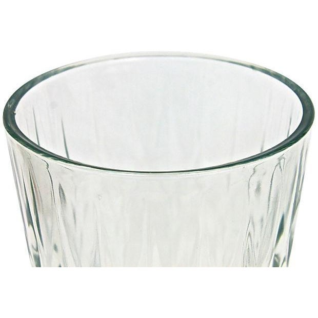 Mid Century Quilted Glass Vase - Image 3 of 5