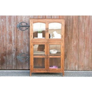 Early 20th Century Colonial Cabinet Preview