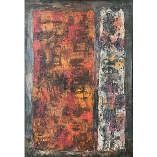 Stanley Bate, Stele, Circa 1960 For Sale