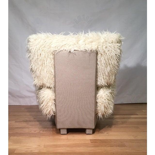 Modern Modernist Designer Flakati Chair by Randy Esada Designs For Sale - Image 3 of 8