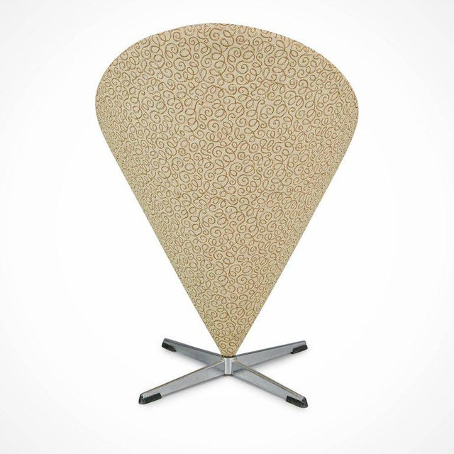 1960s Verner Panton Cone Chair, Denmark, Circa 1960 For Sale - Image 5 of 8