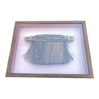 Native American Weaved Broom For Sale
