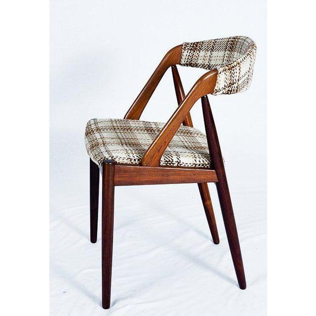Set Of 6 Rosewood Kai Kristiansen Dining Chairs - Image 5 of 10