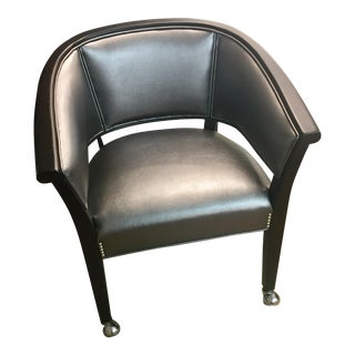 Modern Fairfield Barrel Chair For Sale