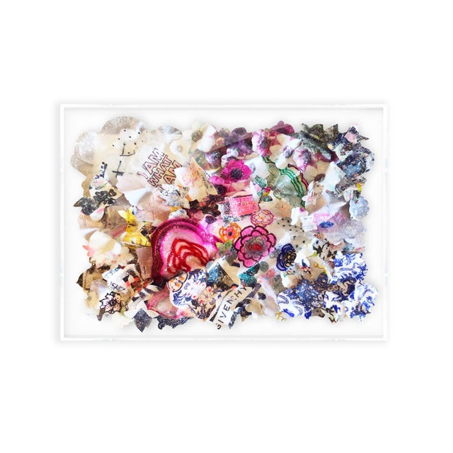 Abstract Bloom #2 For Sale - Image 3 of 3