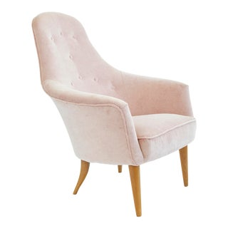 Adam Lounge Chair by Kerstin Hörlin-Holmquist For Sale