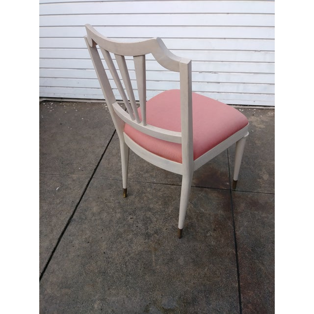 1930s Vintage Paul Frank Dinning Chairs- Set of 4 For Sale - Image 11 of 13