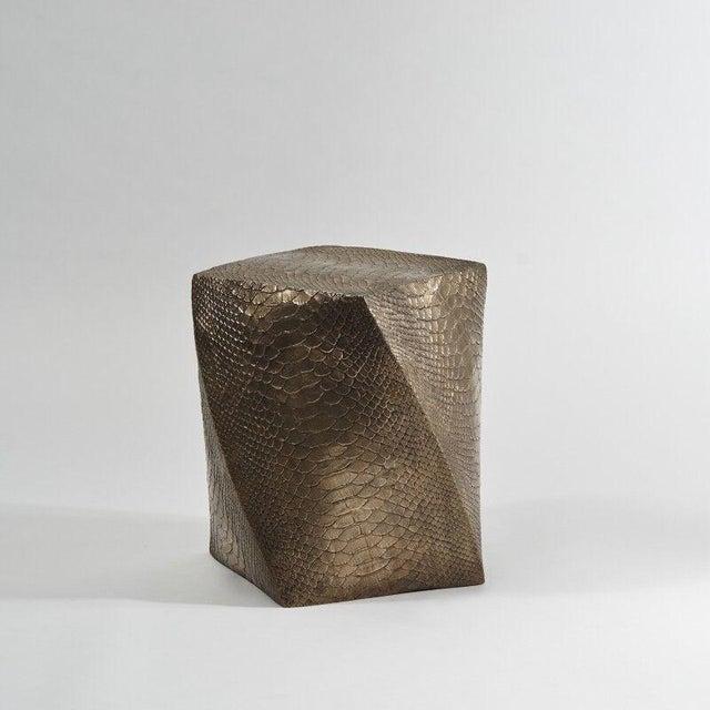 Erin Sullivan Erin Sullivan, Bronze Serpent, USA, 2015 For Sale - Image 4 of 11