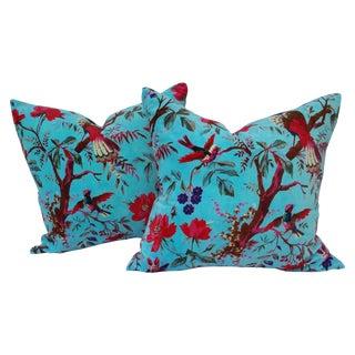 Softest Cotton Velvet Pillow