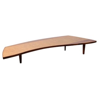 Large Coffee Table by George Nakashima
