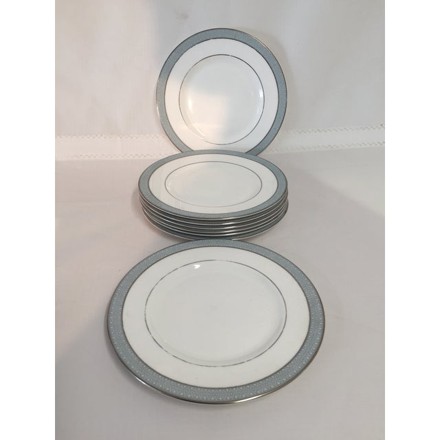 Royal Doulton Fine China Bread / Dessert Plates - Set of 8 - Image 5 of 6