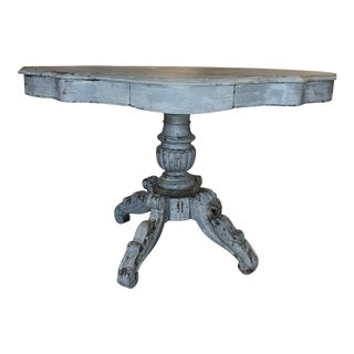 French Country Game Table For Sale