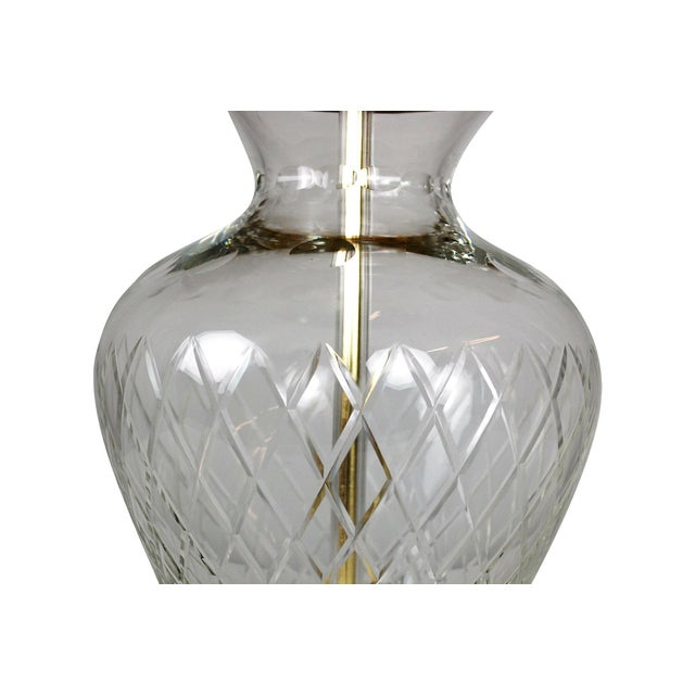 Crystal Ginger Jar Table Lamp - Image 3 of 6
