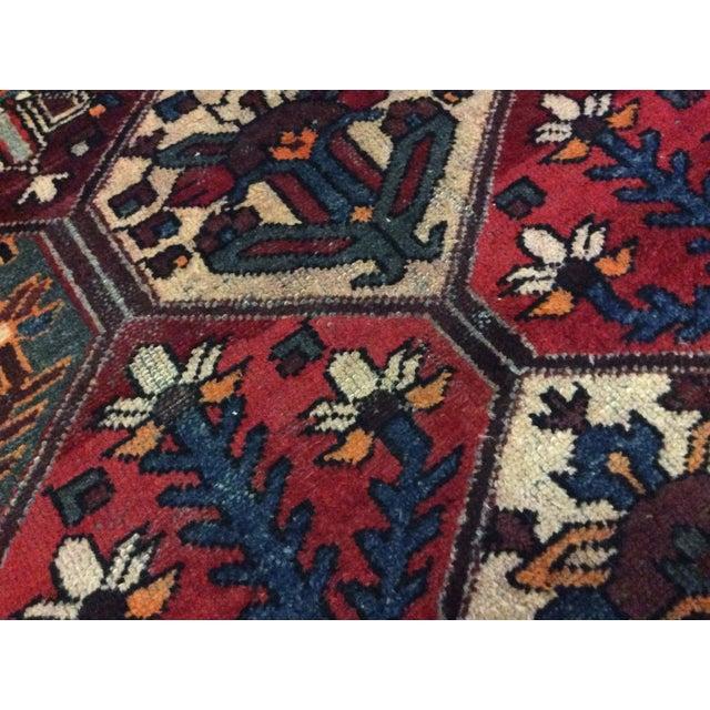 Afghanistan Handmade Oriental Rug - 5′ × 7′ - Image 5 of 6