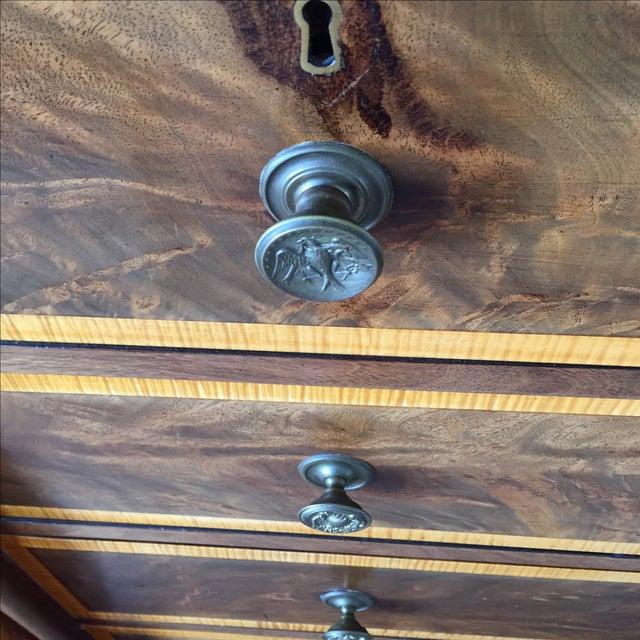 Biedermeier Style Dresser - Image 7 of 9
