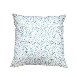 """Eucalyptus Seeds Linen Pillow - 24"""" X 24"""""""