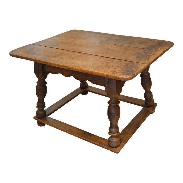 """Antique """"Table D'Echangeur"""" For Sale"""