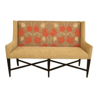 Pearson Modern Design Settee Loveseat For Sale