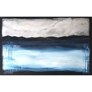 Kattegat' Original Abstract Painting by Linnea Heide - www.linneaheide.com For Sale