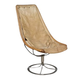 """1960s Vintage Bruno Mathsson for Dux """"Jetson"""" Chair For Sale"""