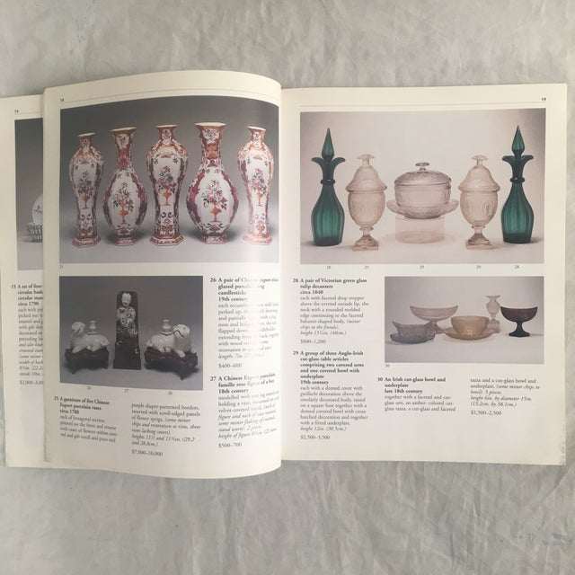 Early 21st Century 2000 Sotheby's Collection of Arne Schlesch Auction Catalog For Sale - Image 5 of 9