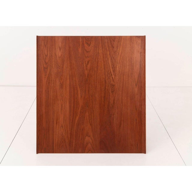 1950s Mid-Century Modern Finn Juhl Teak Coffee Table For Sale In Chicago - Image 6 of 8