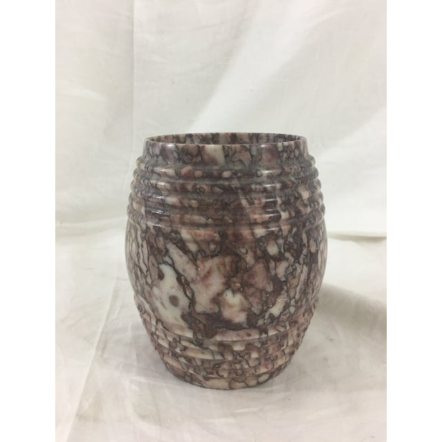 19th Century French Marble Tobacco Pot For Sale - Image 6 of 6