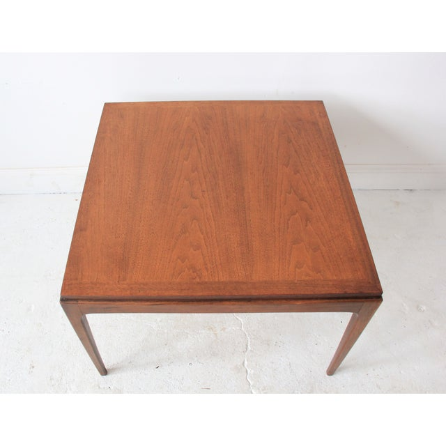 Vintage Mid Century Modern Lane Accent Table - Image 3 of 6