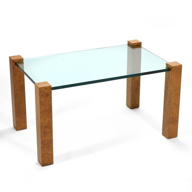 Harvey Probber Cube Leg Table For Sale - Image 9 of 10