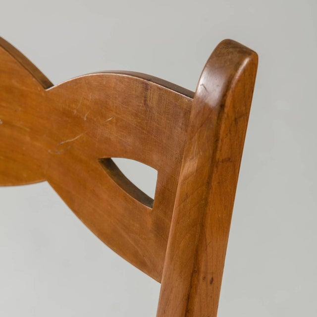 Armchair by Paolo Buffa by Marelli - Image 7 of 10