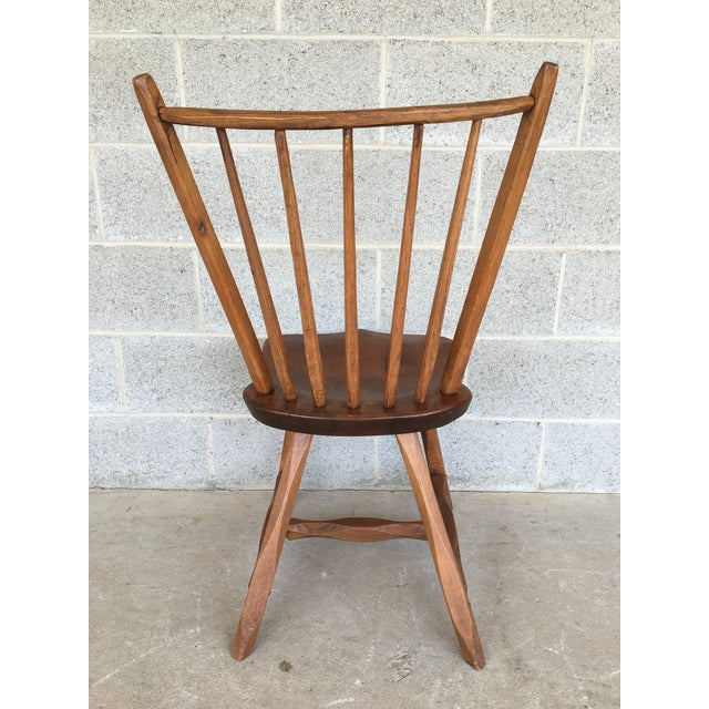 Hunt Country Furniture Birdcage Dining Chairs/Windsor Chairs - Set of 6 For Sale - Image 9 of 12
