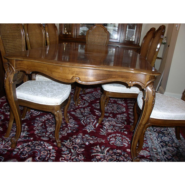 Thomasville Dining Set with 8 Chairs - Image 6 of 10
