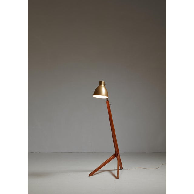 Franco Albini Very Rare Mitragliera floor lamp, Italy, 1940 For Sale - Image 6 of 7