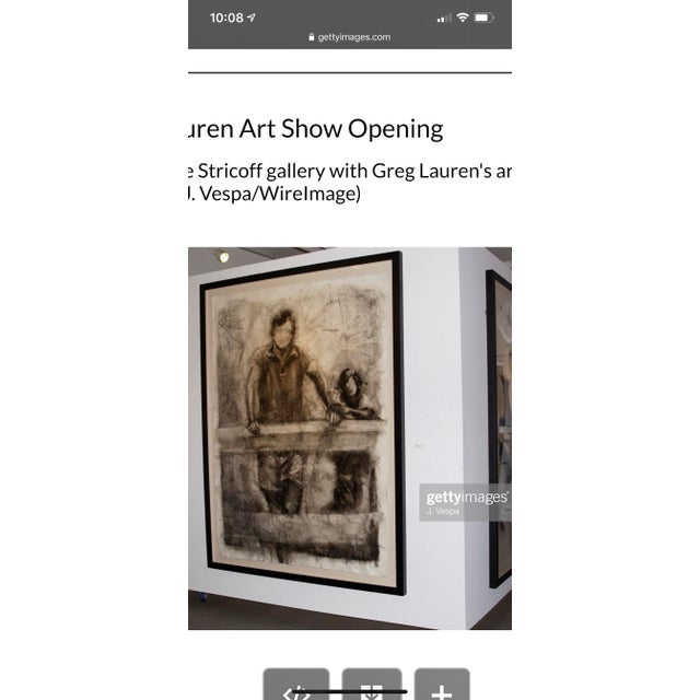 Greg Lauren Contemporary Painting For Sale In Los Angeles - Image 6 of 8