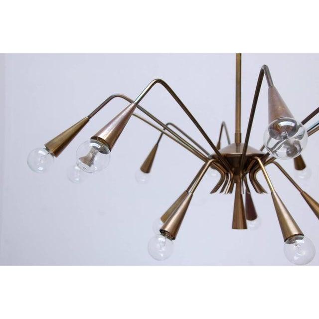 Sputnik Chandelier by Lumi For Sale - Image 9 of 10