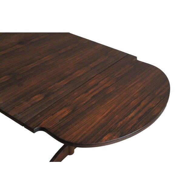 Danish Modern Rosewood Coffee Table - Image 3 of 3