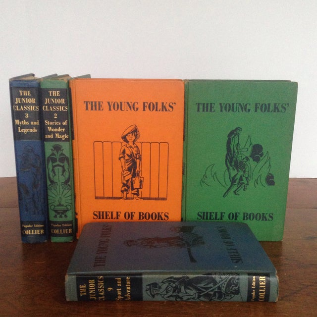 Mid-Century Children's Book Collection - Set of 5 - Image 2 of 11