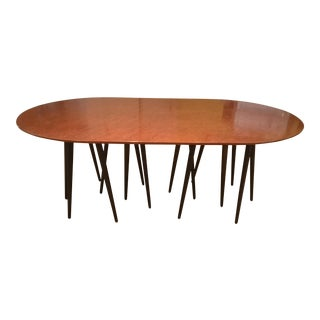 Knoll Toothpick Table by Lawrence Laske For Sale