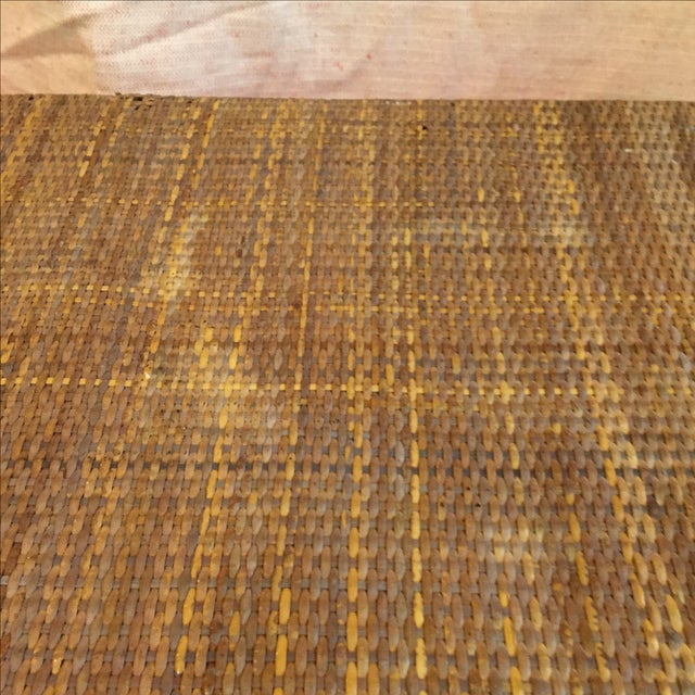 Rattan Suitcase For Sale - Image 10 of 11