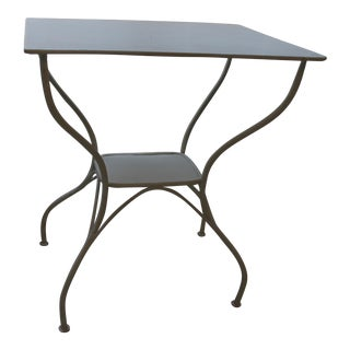 French Fermob Manosque Opera Table