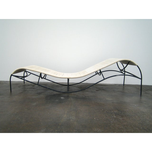Van Keppel-Green Chaise Lounge Chair For Sale - Image 4 of 5