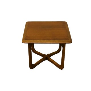Lane Furniture Mid-Century Modern End / Lamp Table For Sale