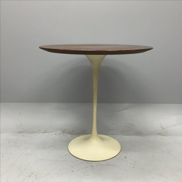 Eero Saarinen for Knoll Tulip Side Table - Image 4 of 8
