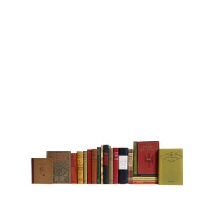 The Vintage Home : Set of Twenty Decorative Books For Sale