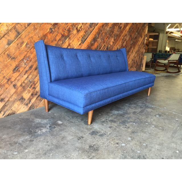 Mid-Century Style Custom Sofa - Image 5 of 9