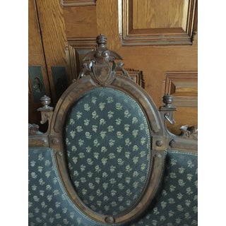 Mid 19th Century Vintage Antebellum Settee Preview