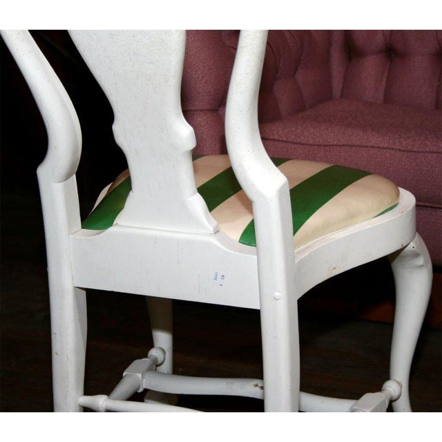 1940s Vintage Dorothy Draper Side Chairs- Set of 4 For Sale - Image 20 of 21