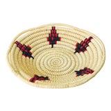 Image of Large Vintage Southwestern Coil Basket For Sale